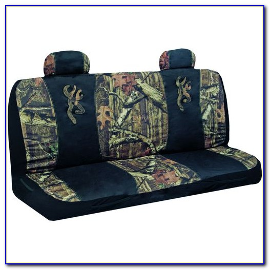 Camo Bench Seat Covers For Chevy Trucks