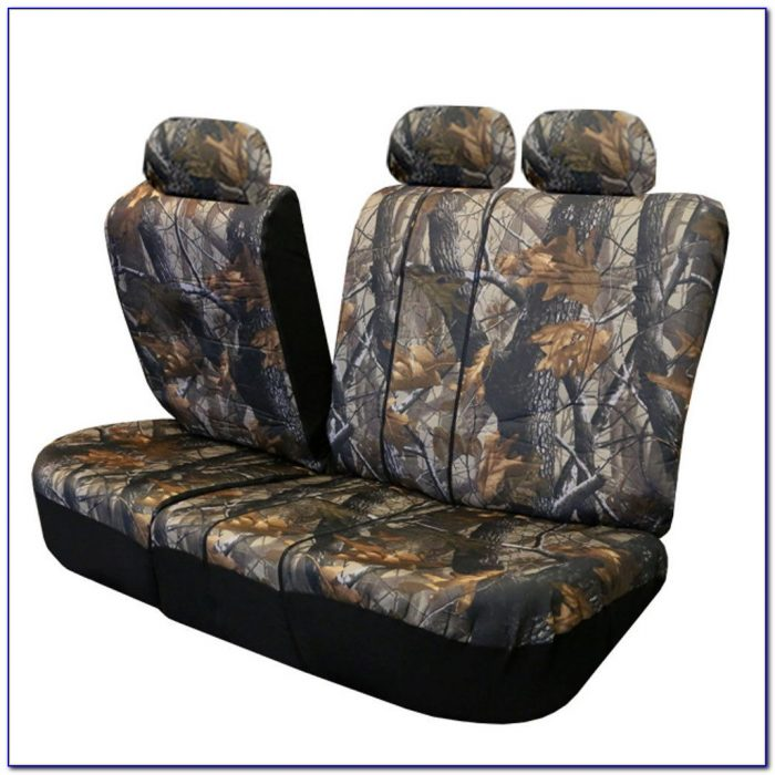 Camo Bench Seat Covers For Ford Trucks