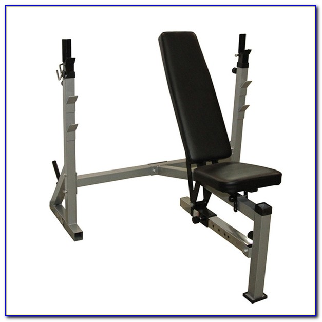 Cap Strength Standard Weight Bench