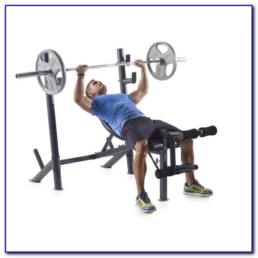 Cap Strength Weight Bench Manual