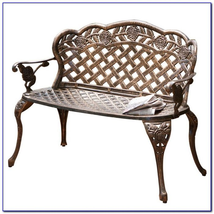Cast Aluminum Garden Furniture Ebay