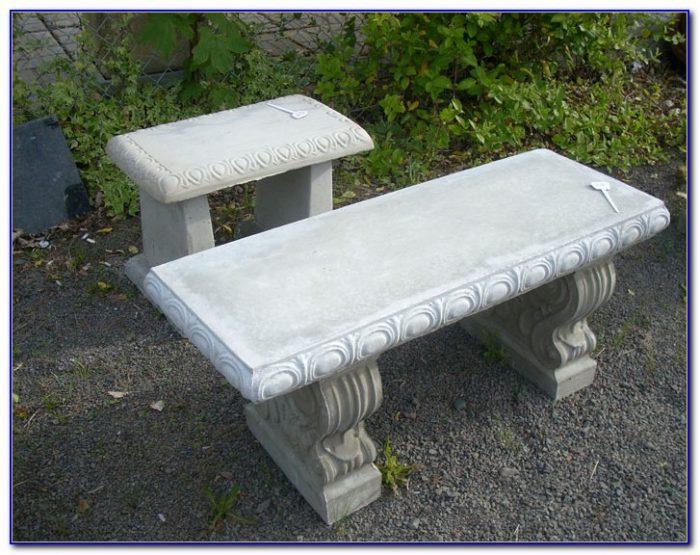 Concrete Benches And Tables Miami Bench Home Design