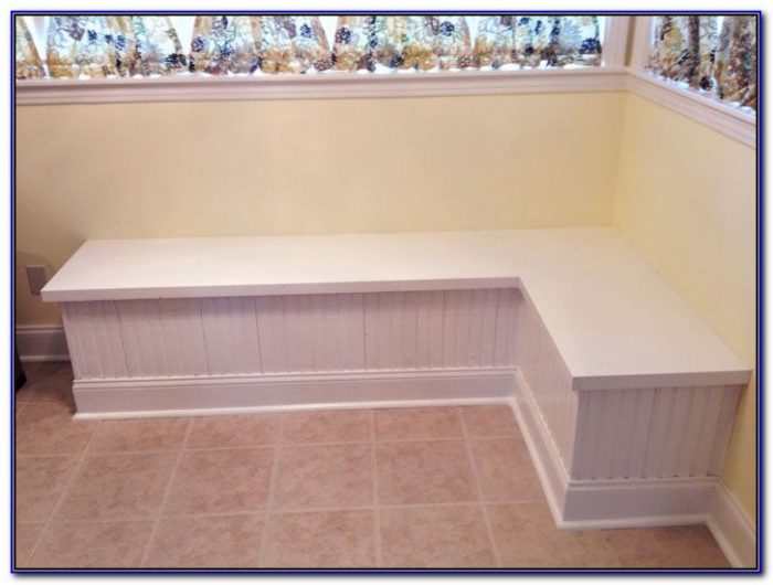 Corner Benches With Storage For Kitchen