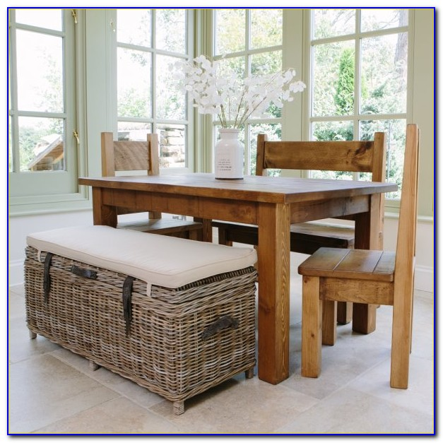 Corner Dining Room Bench With Storage