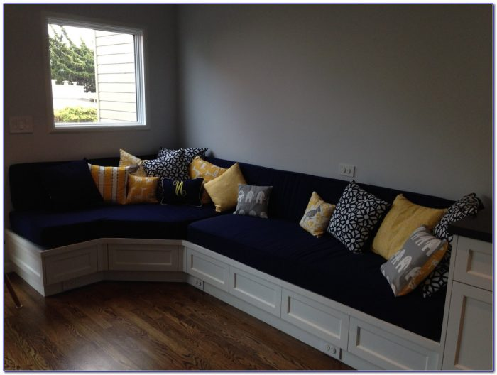 Custom Indoor Bench Cushions