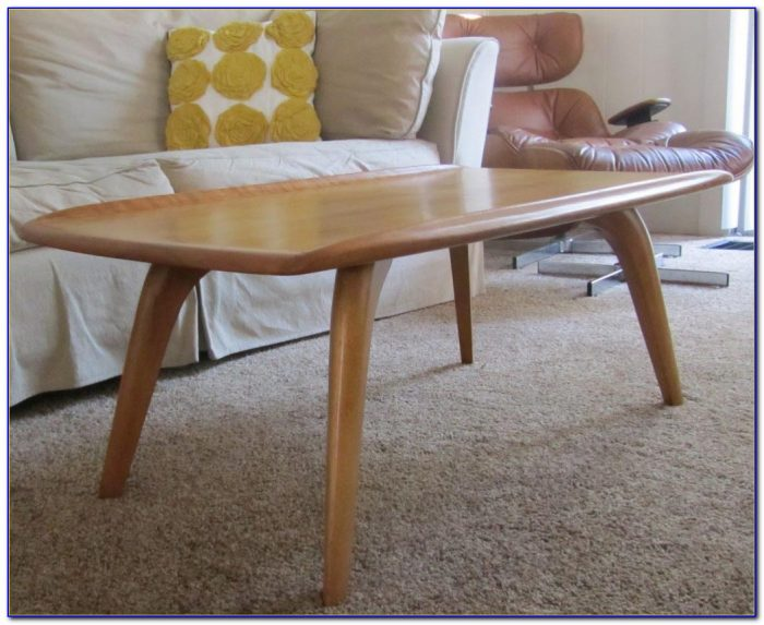 Dining Bench As Coffee Table