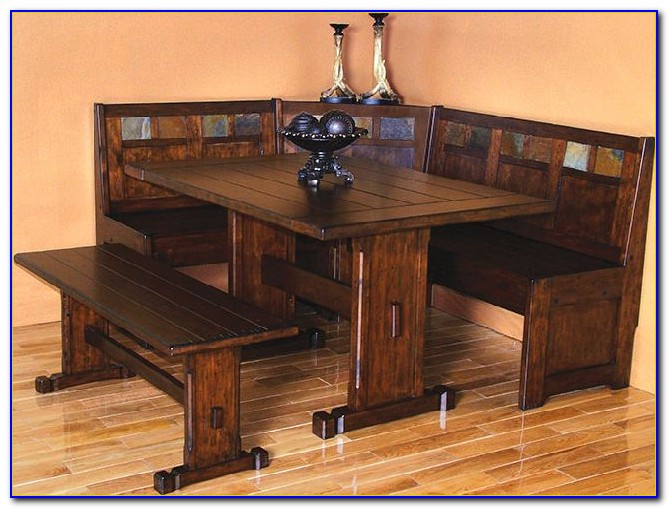 Dining Room Furniture Corner Bench