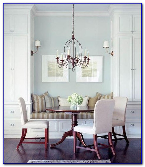 Dining Room Table With Corner Bench Seating