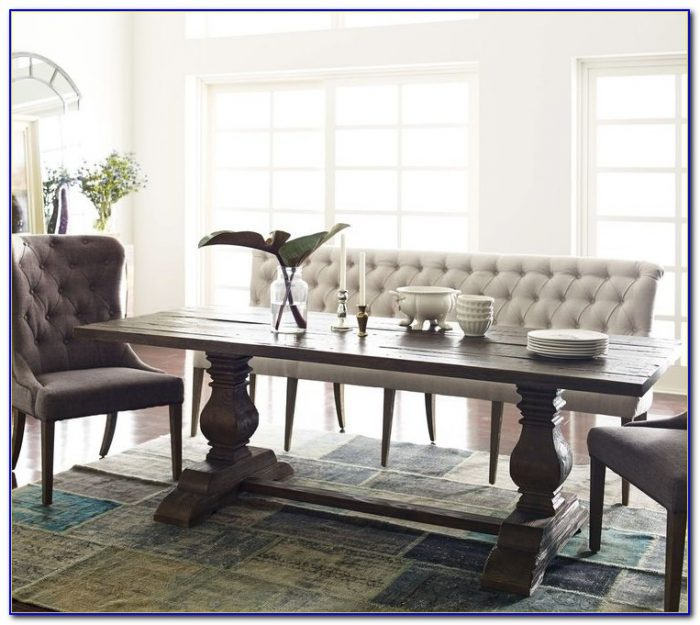 Dining Room Upholstered Bench Seating