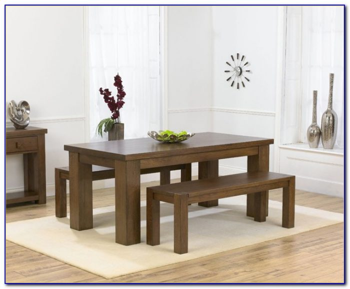 Dining Table And Bench Set Uk