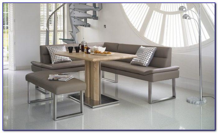 Dining Table Corner Bench Set