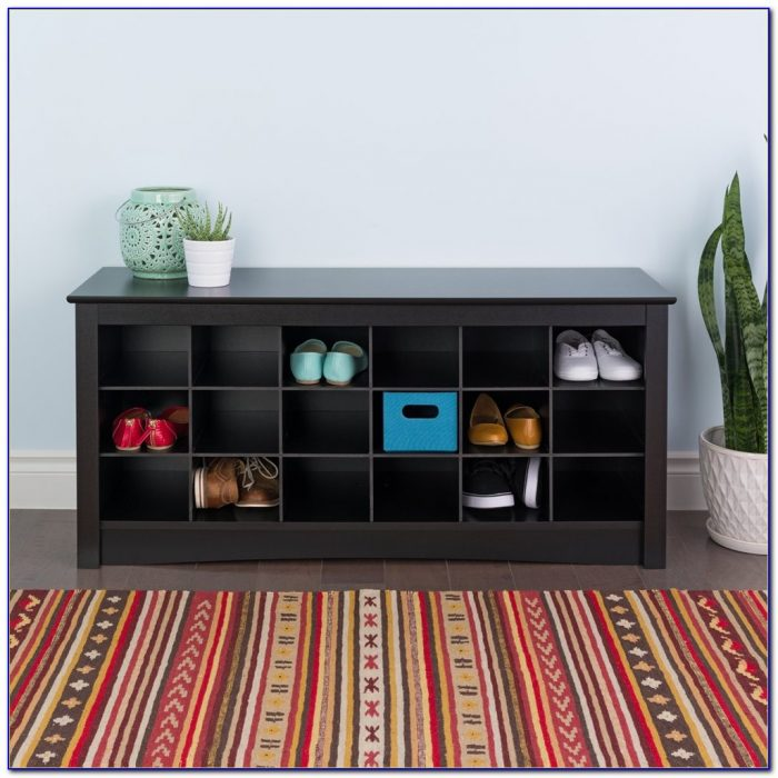 Diy Storage Bench For Shoes