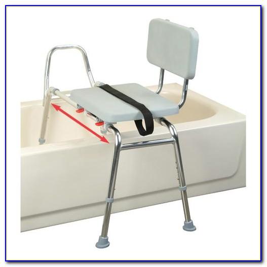 Drive Sliding Tub Transfer Bench