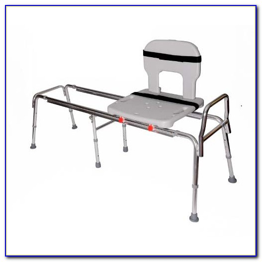 Sliding Tub Transfer Bench With Swivel Seat Bench Home