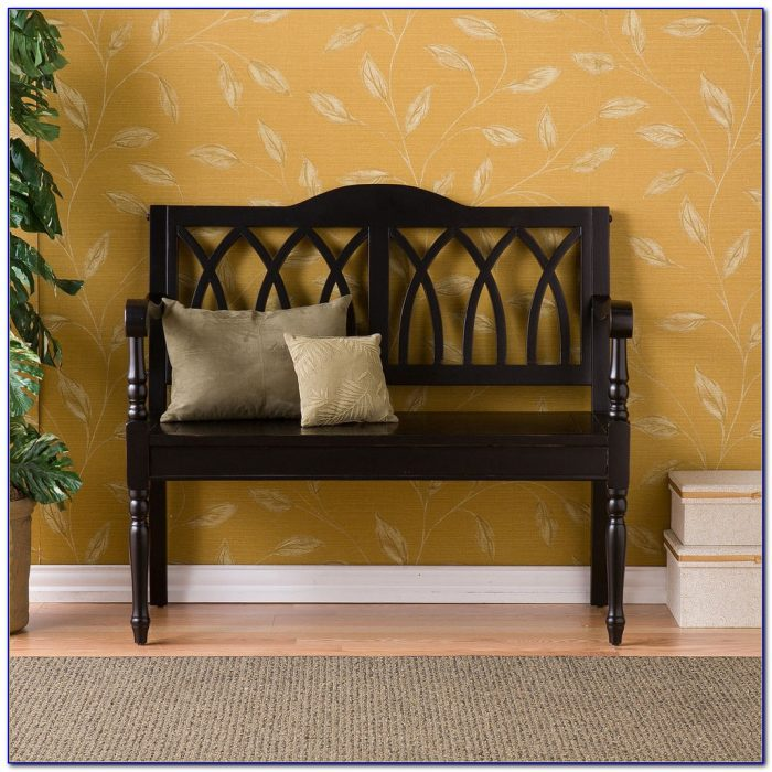 Entryway Bench Seat