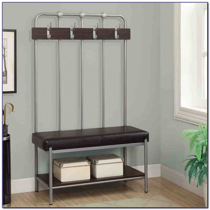 Entryway Benches For Small Spaces