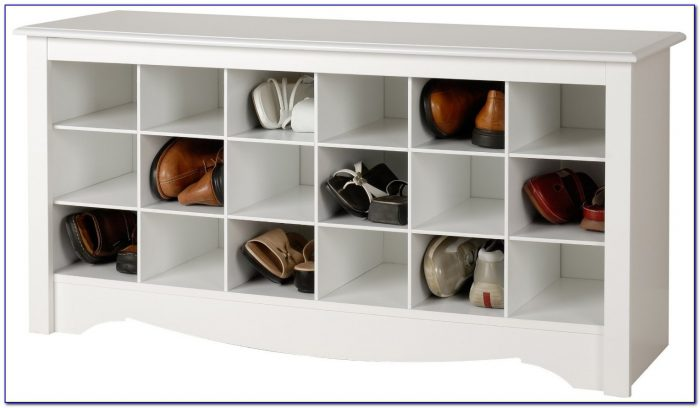 Entryway Shoe Storage Bench Canada