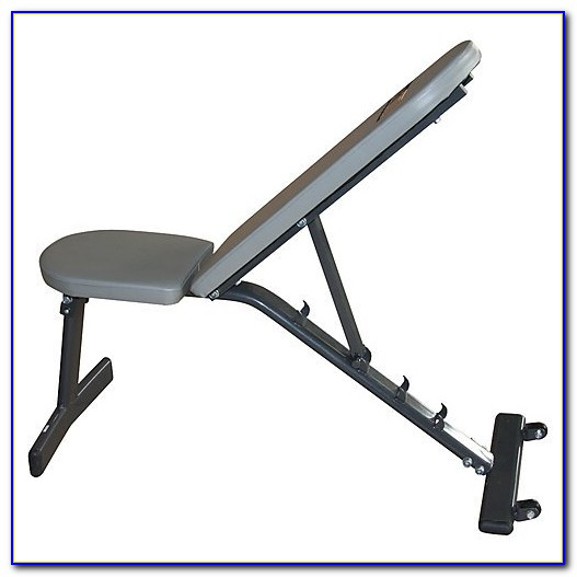 Flat Incline Decline Bench Press
