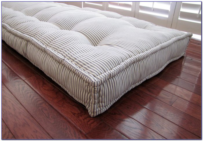 how to make a seat pad for a bench