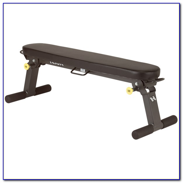 Fold Flat Weight Bench