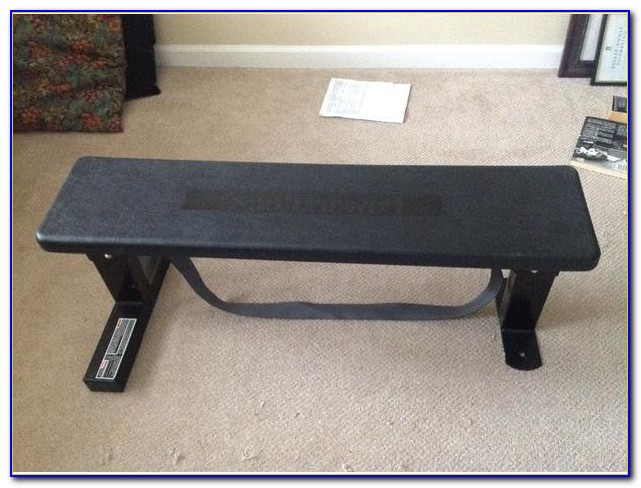 Folding Weight Bench Under Bed Canada