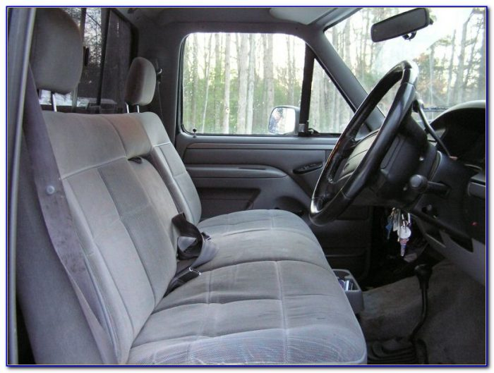 1993 Ford F150 Bench Seat Cover Bench Home Design