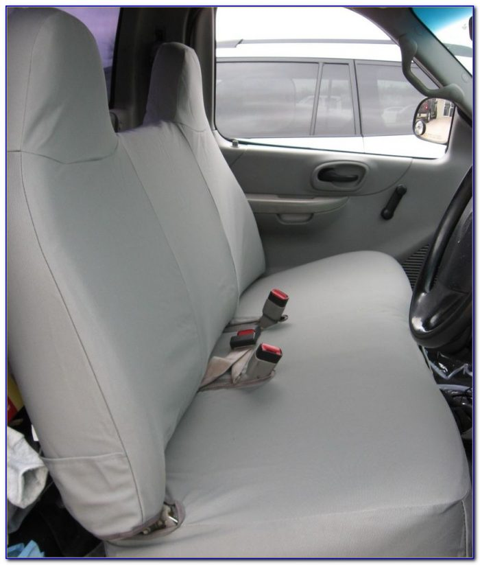 Ford Truck Split Bench Seat Covers