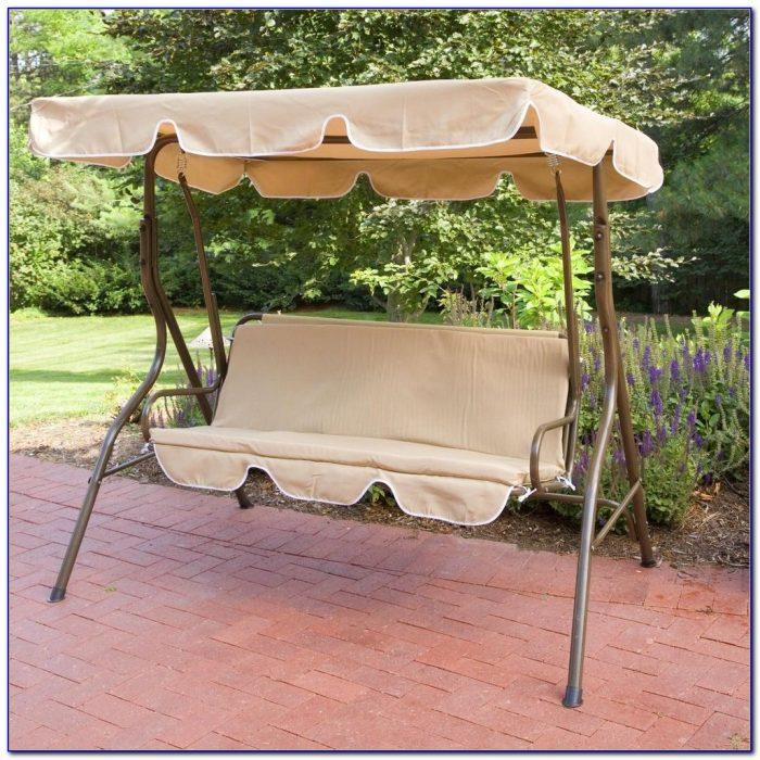 Garden Swing Seat No Canopy