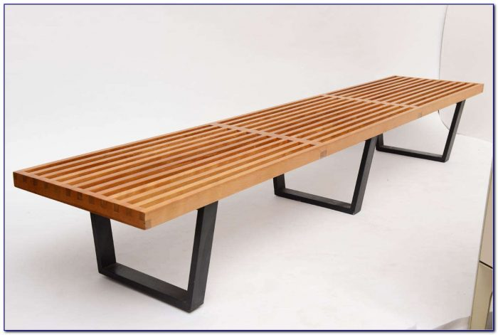 George Nelson Slat Bench Dimensions