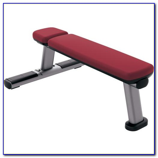 Hammer Strength Flat Bench Press Machine