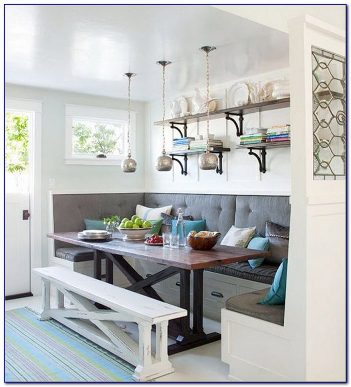 How To Build A Breakfast Nook Bench With Storage