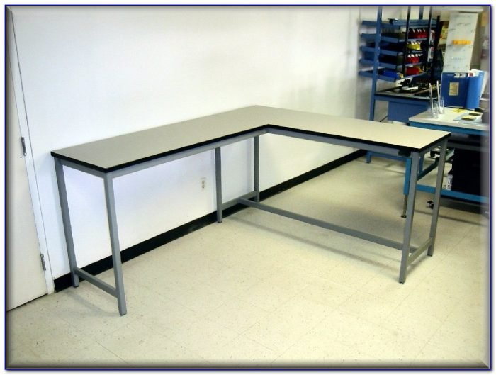 How To Build A Garage Workbench Bench Home Design