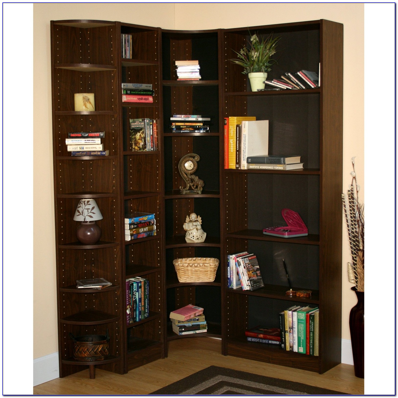 How To Build Your Own Wall Bookshelf