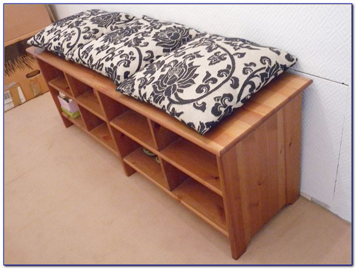 Ikea Shoe Rack Bench Sg