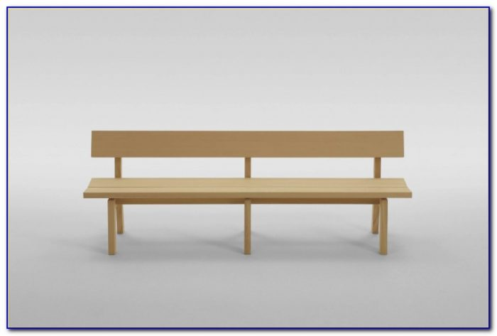 Indoor Upholstered Benches With Backs
