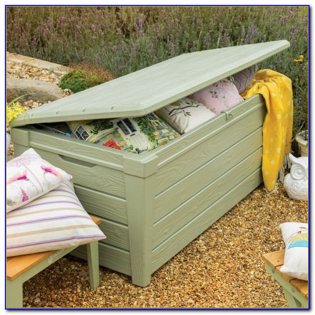 Keter Garden Furniture Storage