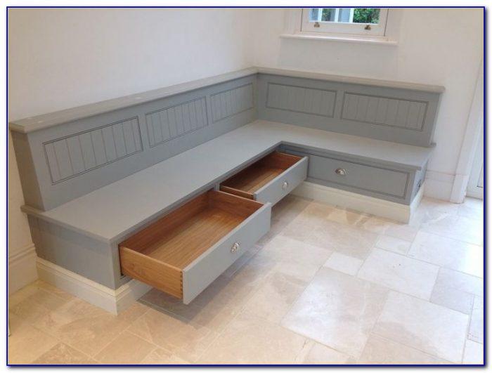 Kitchen Table Bench Seat Diy