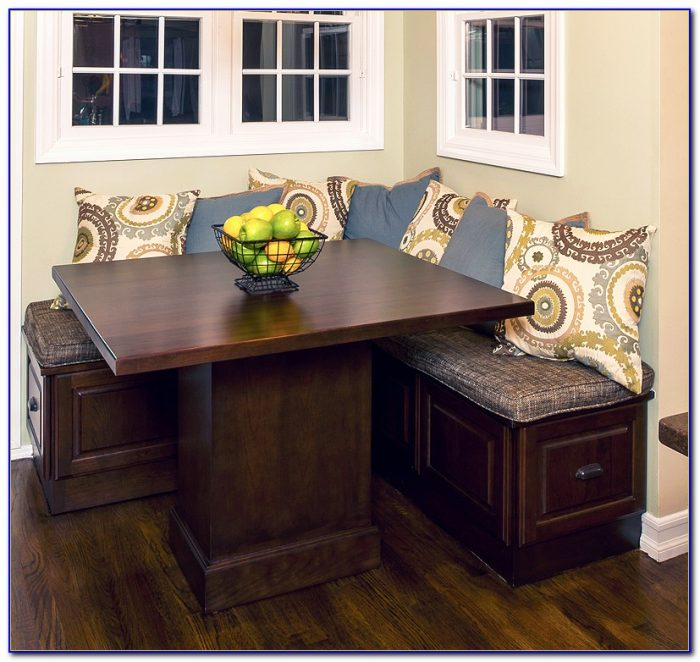 Kitchen Table Sets With Corner Bench