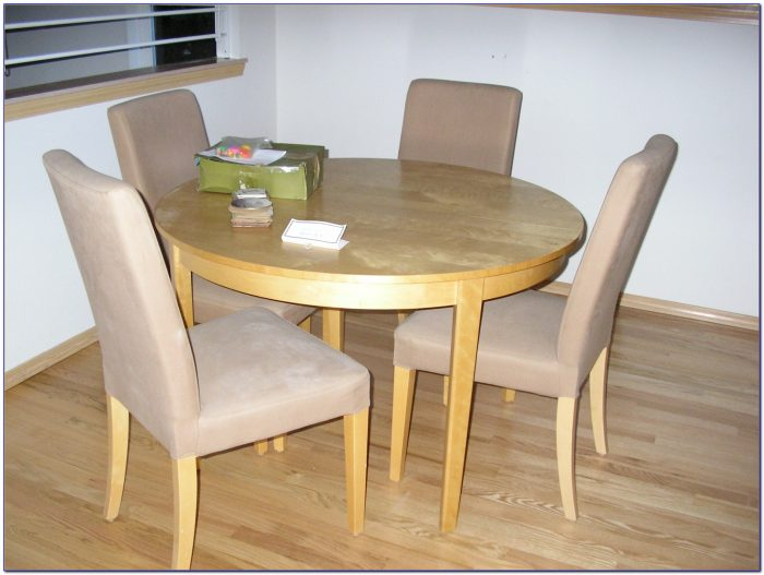Kitchen Table With Bench Back And Chairs