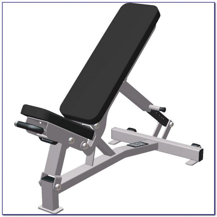 Life Fitness Adjustable Weight Bench