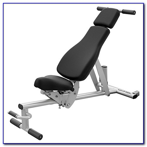 Life Fitness Weight Bench
