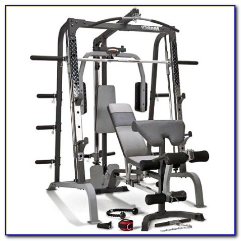 Marcy Adjustable Utility Weight Bench