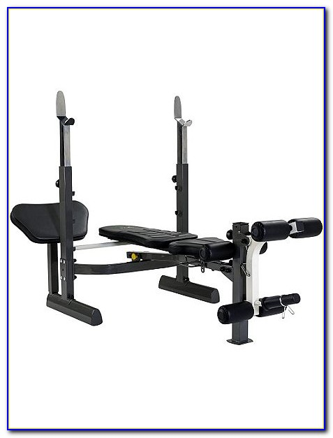 Marcy Mid Width Weight Bench