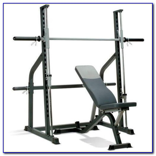 Marcy Multi Purpose Adjustable Weight Bench