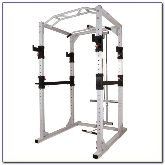 Marcy Weight Bench Squat Rack