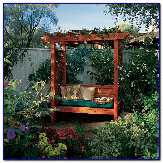 Metal Arbour Bench Bench Home Design Ideas