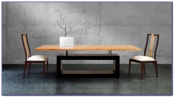 Modern Corner Bench Dining Table