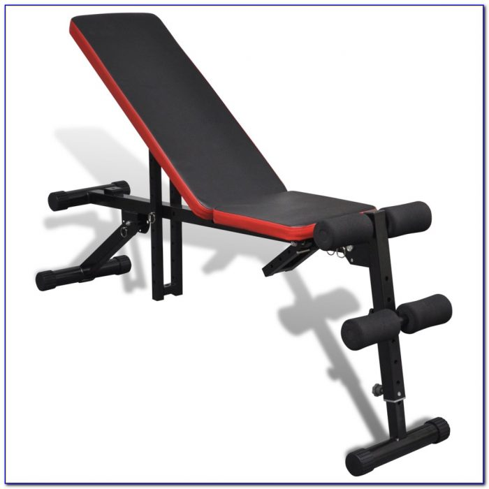 Multi Position Weight Bench