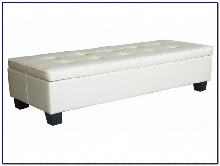 Tufted Leather Storage Ottoman Bench Bench Home Design Ideas K6dzgonxqj105658