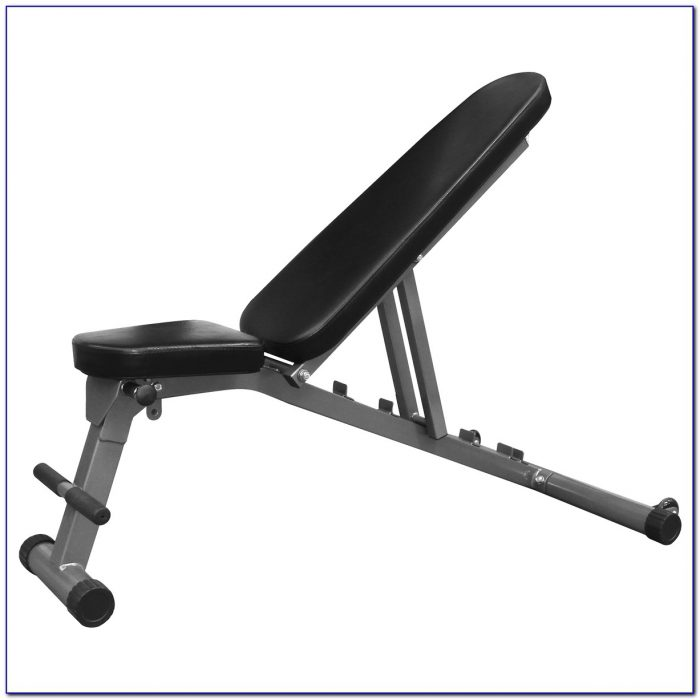 Olympic Bench And Weights Set